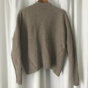 LOFT slouchy sweater